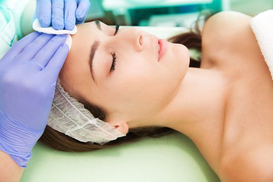 facial skin treatments