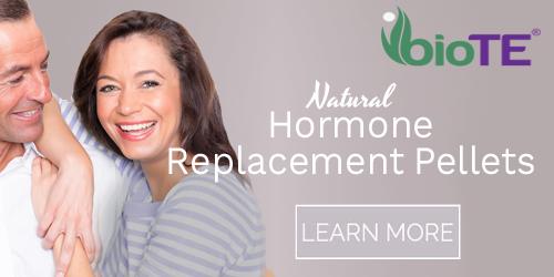 hormone replacement pellets